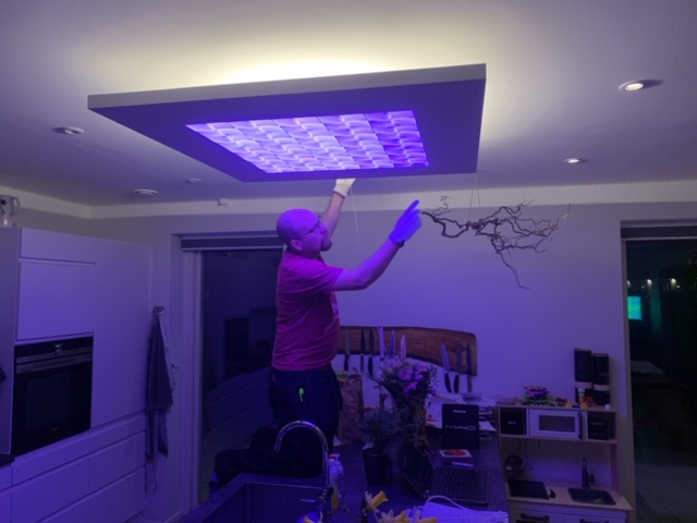 Smart Home lys